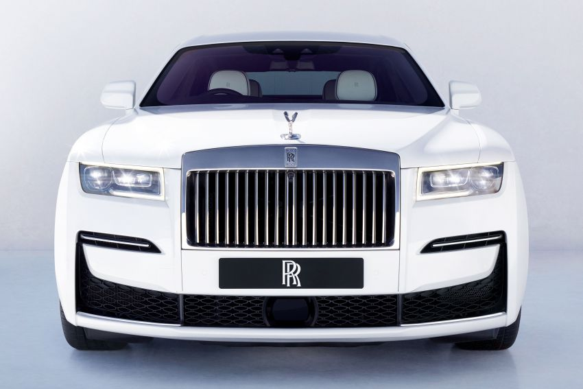 2021 Rolls-Royce Ghost unveiled – new aluminium architecture shared with Phantom, 563 hp 6.75L V12 Image #1169995