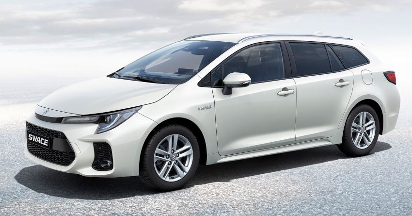 2021 Suzuki Swace launched in Europe – rebadged Toyota Corolla Touring Sports with 1.8L hybrid engine Image #1178113