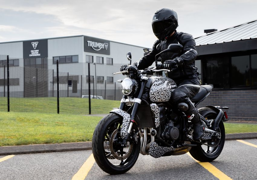 2021 Triumph Trident to be released early next year Image #1185525