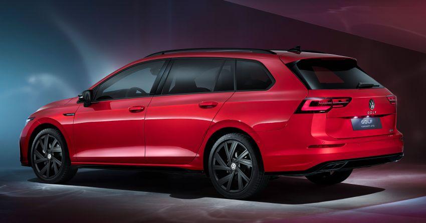 Volkswagen Golf Estate, Alltrack 2021 diperkenal – jarak roda lebih panjang, ruang dalam dan but besar Image #1173601