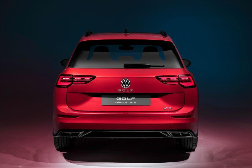 Volkswagen Golf Estate, Alltrack 2021 diperkenal – jarak roda lebih panjang, ruang dalam dan but besar Image #1173597