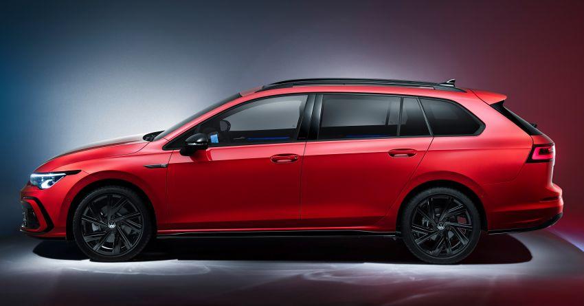Volkswagen Golf Estate, Alltrack 2021 diperkenal – jarak roda lebih panjang, ruang dalam dan but besar Image #1173602