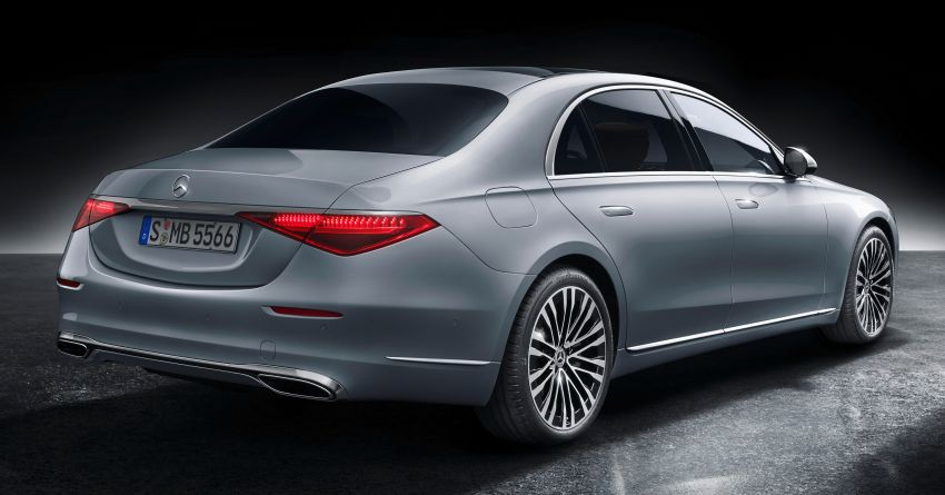 2021 Mercedes-Benz S-Class revealed – W223 to get certified Level 3 semi-autonomous driving next year Image #1170137