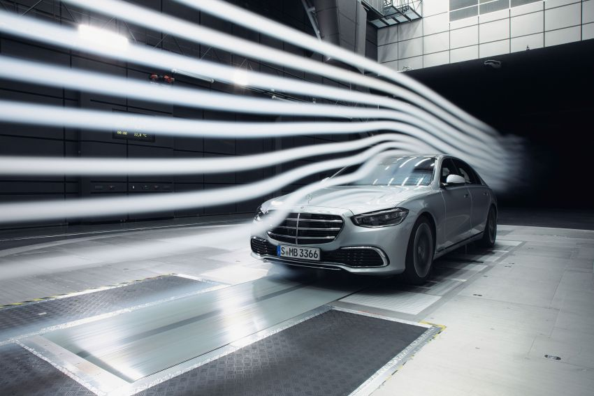 2021 Mercedes-Benz S-Class revealed – W223 to get certified Level 3 semi-autonomous driving next year Image #1170140