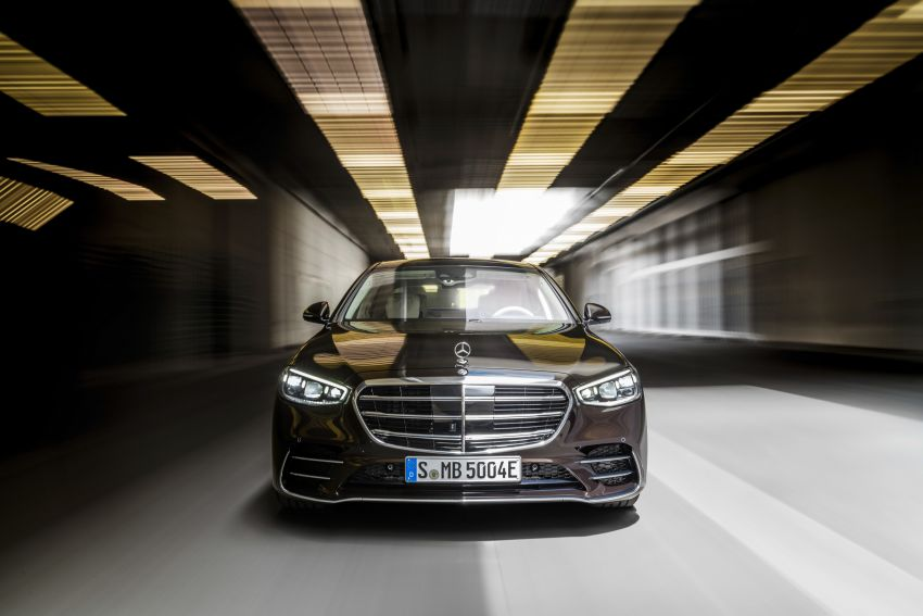 2021 Mercedes-Benz S-Class revealed – W223 to get certified Level 3 semi-autonomous driving next year Image #1170141
