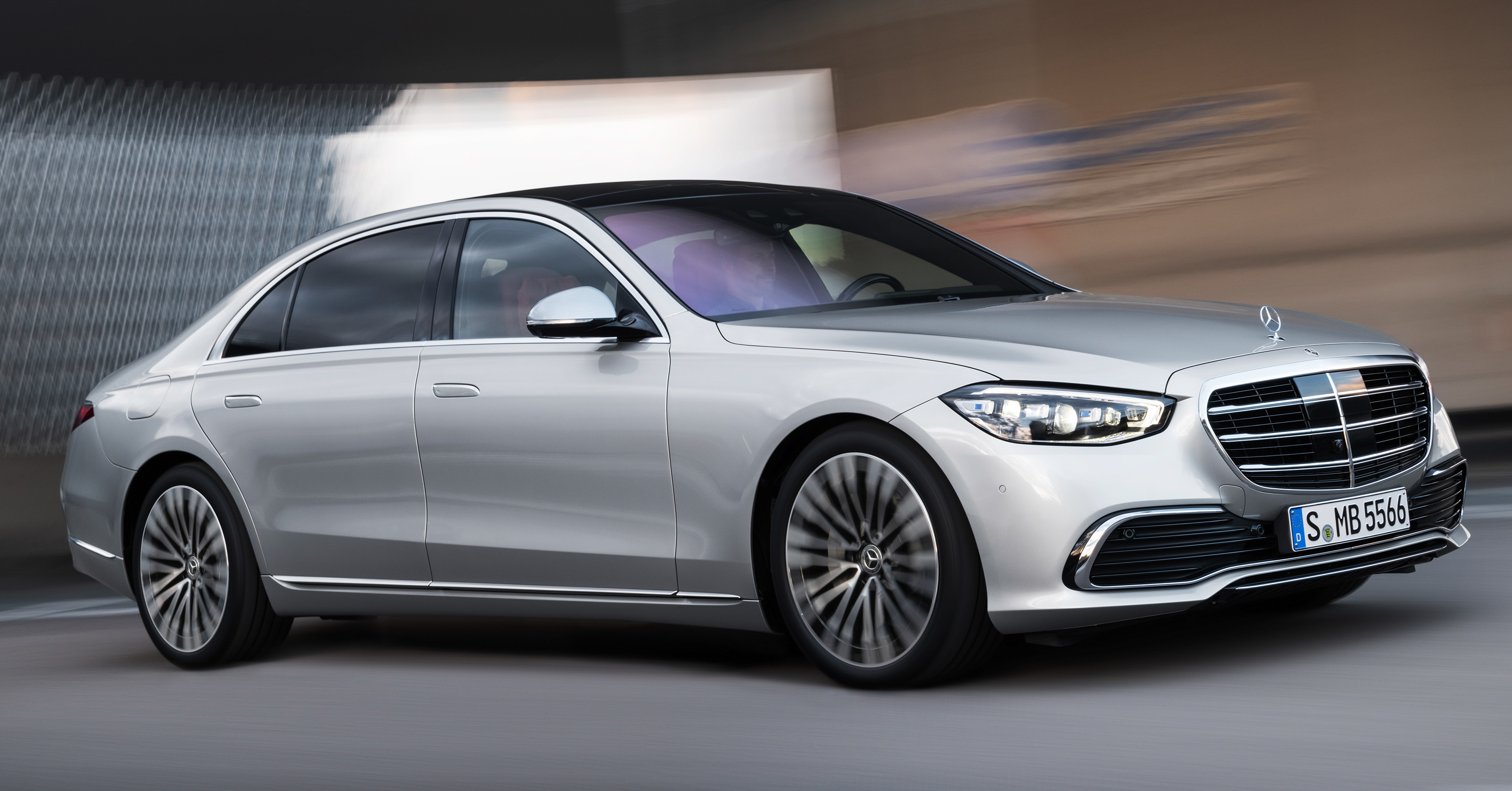 2021 Mercedes-Benz S-Class revealed - W223 to get ...