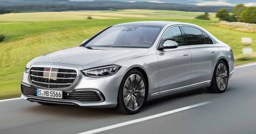 2021 Mercedes-Benz S-Class revealed – W223 to get certified Level 3 semi-autonomous driving next year Image #1170132