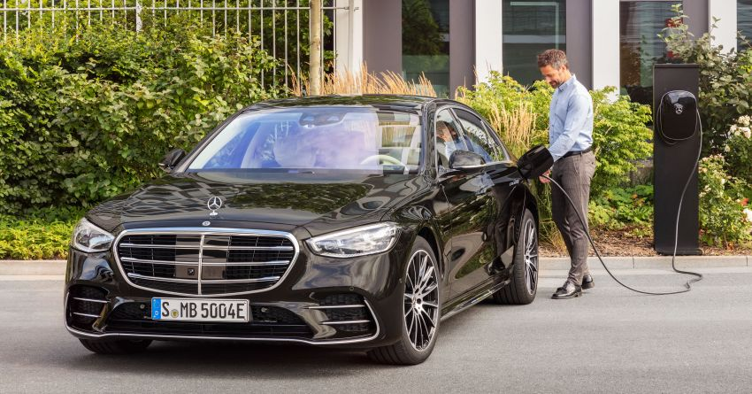 2021 Mercedes-Benz S-Class revealed – W223 to get certified Level 3 semi-autonomous driving next year Image #1170134