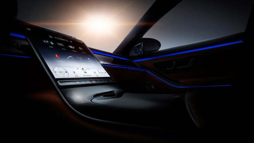 2021 Mercedes-Benz S-Class revealed – W223 to get certified Level 3 semi-autonomous driving next year Image #1170497