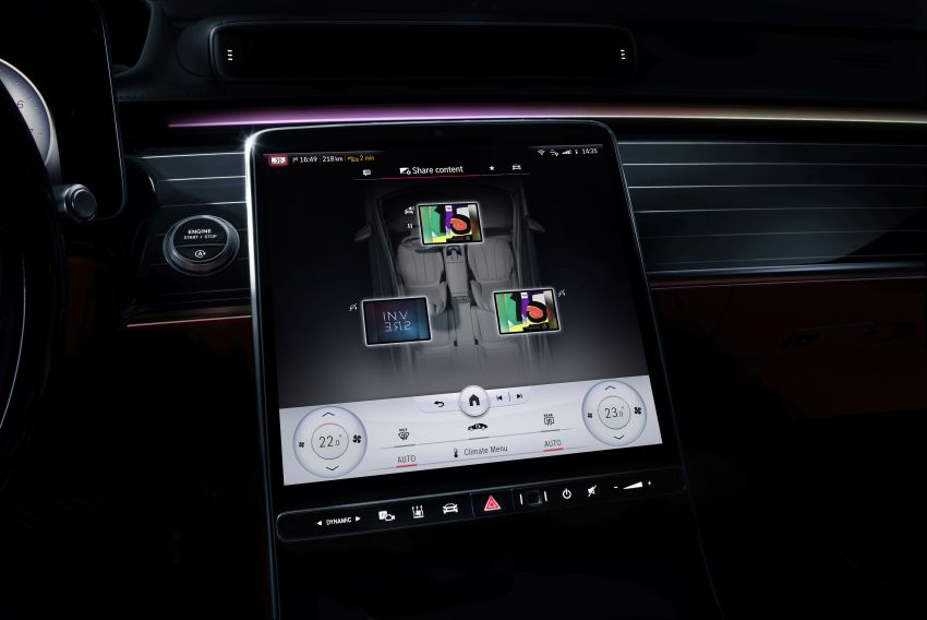 2021 Mercedes-Benz S-Class revealed – W223 to get certified Level 3 semi-autonomous driving next year Image #1170499