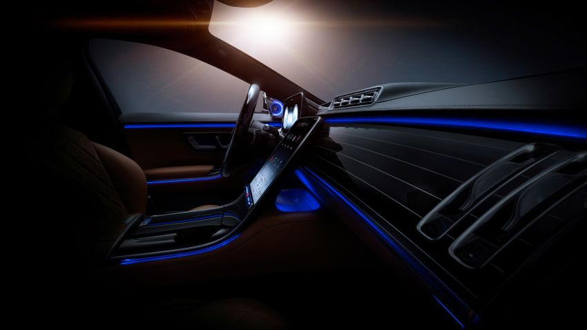 2021 Mercedes-Benz S-Class revealed – W223 to get certified Level 3 semi-autonomous driving next year Image #1170487