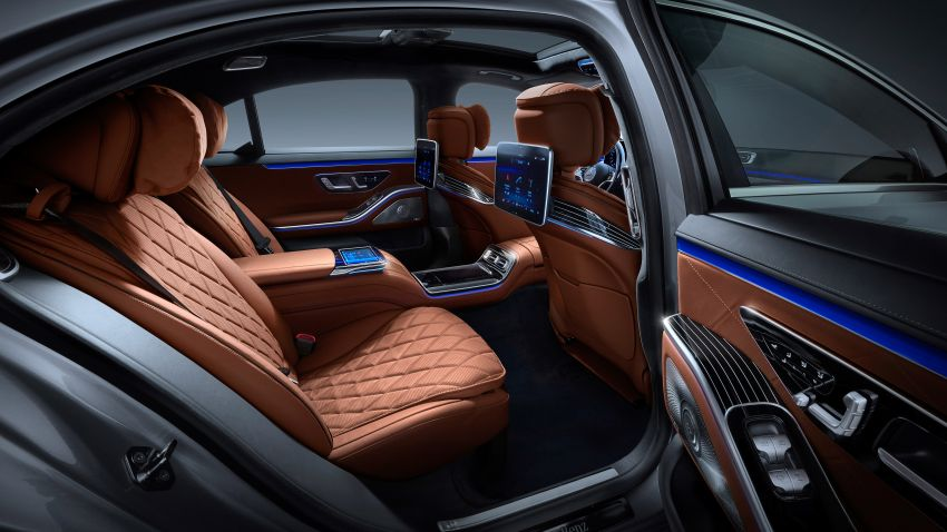2021 Mercedes-Benz S-Class revealed – W223 to get certified Level 3 semi-autonomous driving next year Image #1170521