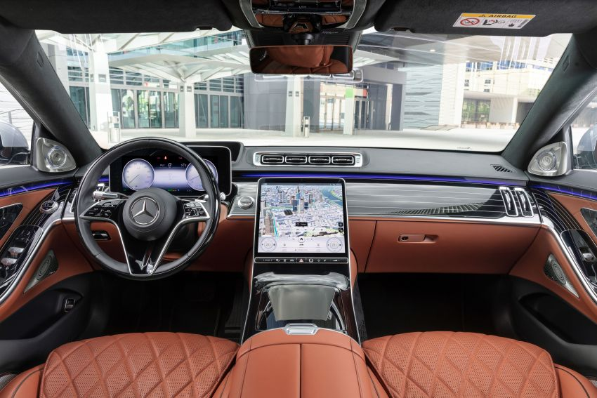 2021 Mercedes-Benz S-Class revealed – W223 to get certified Level 3 semi-autonomous driving next year Image #1170532