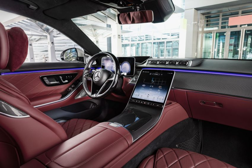 2021 Mercedes-Benz S-Class revealed – W223 to get certified Level 3 semi-autonomous driving next year Image #1170543