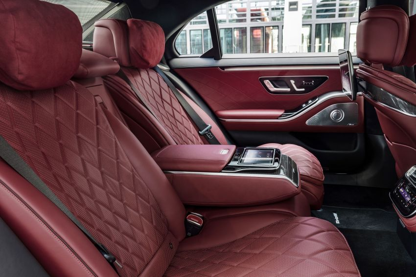 2021 Mercedes-Benz S-Class revealed – W223 to get certified Level 3 semi-autonomous driving next year Image #1170545