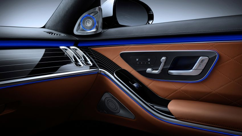 2021 Mercedes-Benz S-Class revealed – W223 to get certified Level 3 semi-autonomous driving next year Image #1170496