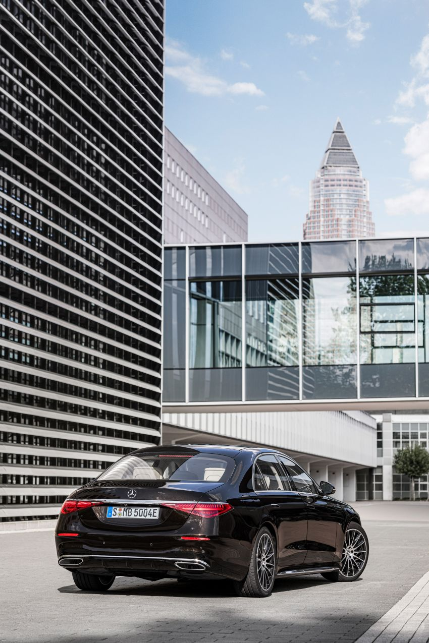 2021 Mercedes-Benz S-Class revealed – W223 to get certified Level 3 semi-autonomous driving next year Image #1170456