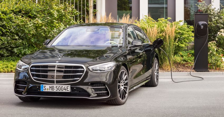 2021 Mercedes-Benz S-Class revealed – W223 to get certified Level 3 semi-autonomous driving next year Image #1170459