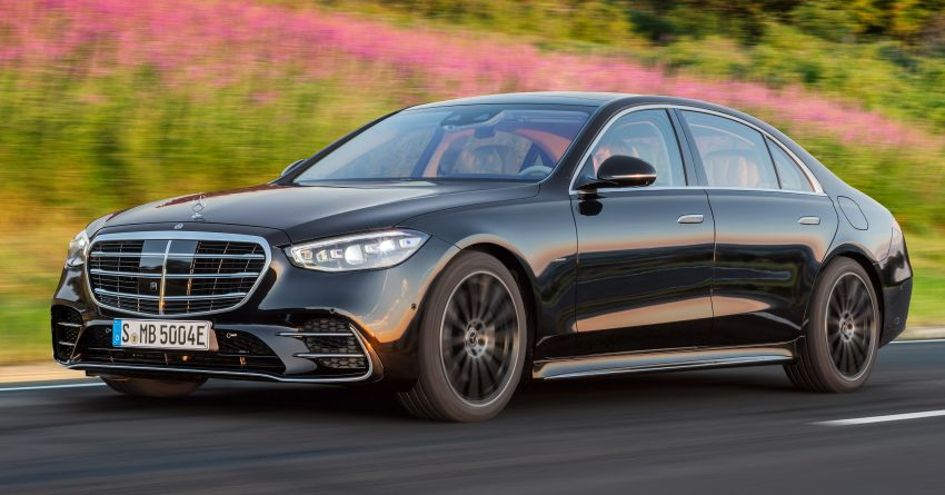 2021 Mercedes-Benz S-Class revealed – W223 to get certified Level 3 semi-autonomous driving next year Image #1170461