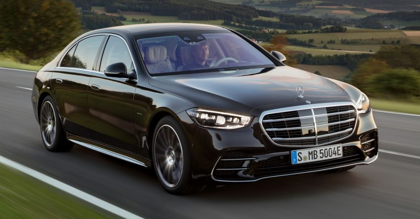2021 Mercedes-Benz S-Class revealed – W223 to get certified Level 3 semi-autonomous driving next year Image #1170463