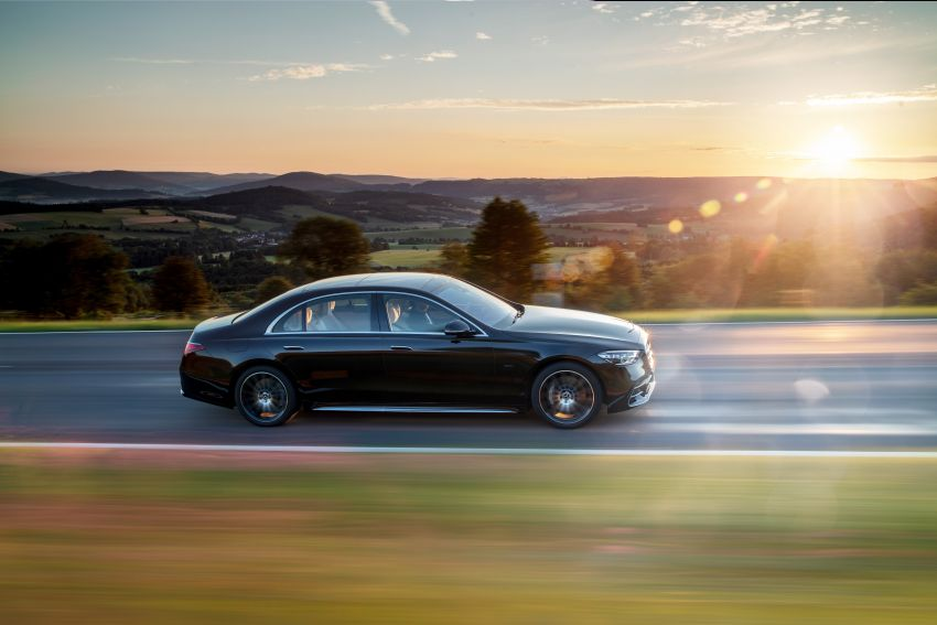 2021 Mercedes-Benz S-Class revealed – W223 to get certified Level 3 semi-autonomous driving next year Image #1170465