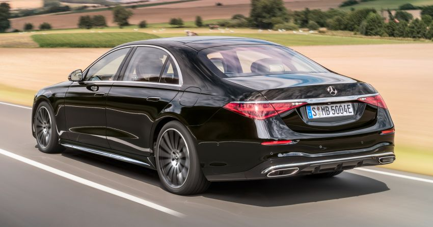 2021 Mercedes-Benz S-Class revealed – W223 to get certified Level 3 semi-autonomous driving next year Image #1170467