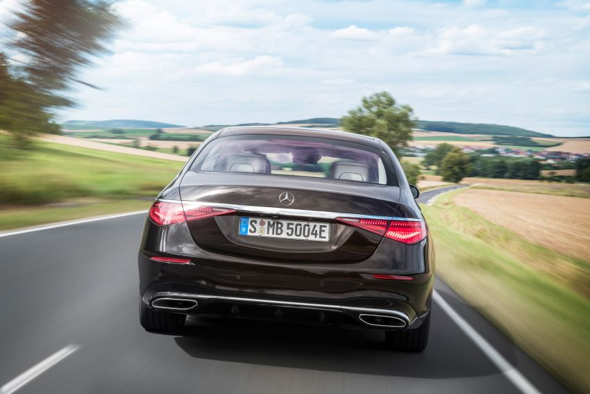 2021 Mercedes-Benz S-Class revealed – W223 to get certified Level 3 semi-autonomous driving next year Image #1170443