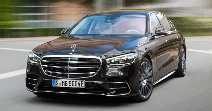 2021 Mercedes-Benz S-Class revealed – W223 to get certified Level 3 semi-autonomous driving next year Image #1170446