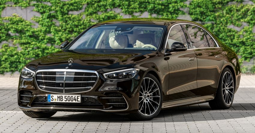 2021 Mercedes-Benz S-Class revealed – W223 to get certified Level 3 semi-autonomous driving next year Image #1170448