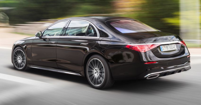 2021 Mercedes-Benz S-Class revealed – W223 to get certified Level 3 semi-autonomous driving next year Image #1170450