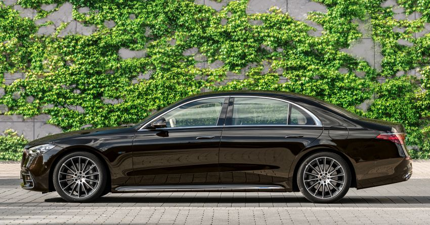 2021 Mercedes-Benz S-Class revealed – W223 to get certified Level 3 semi-autonomous driving next year Image #1170452