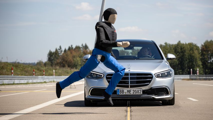 2021 Mercedes-Benz S-Class revealed – W223 to get certified Level 3 semi-autonomous driving next year Image #1170575