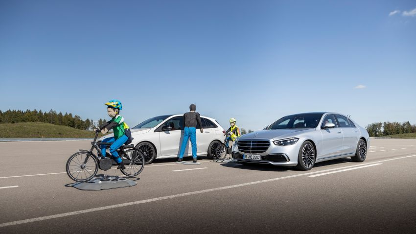 2021 Mercedes-Benz S-Class revealed – W223 to get certified Level 3 semi-autonomous driving next year Image #1170577