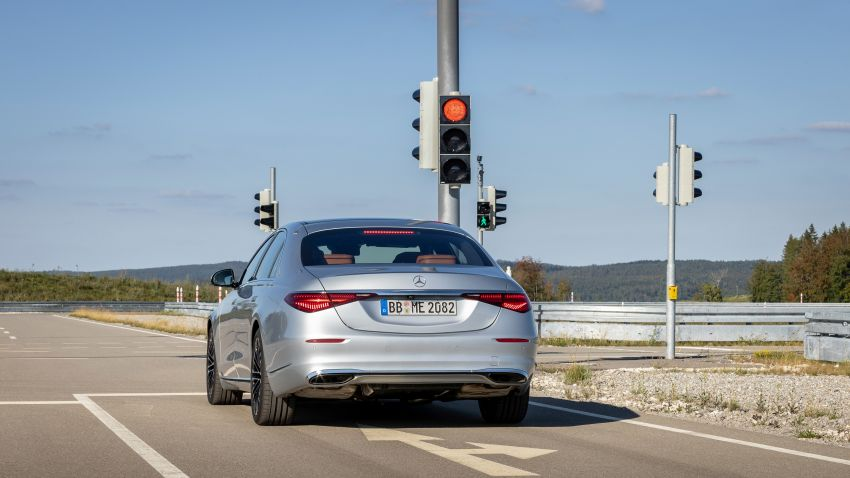 2021 Mercedes-Benz S-Class revealed – W223 to get certified Level 3 semi-autonomous driving next year Image #1170583