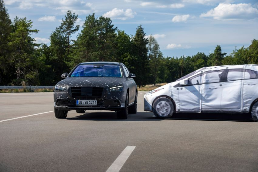 2021 Mercedes-Benz S-Class revealed – W223 to get certified Level 3 semi-autonomous driving next year Image #1170592