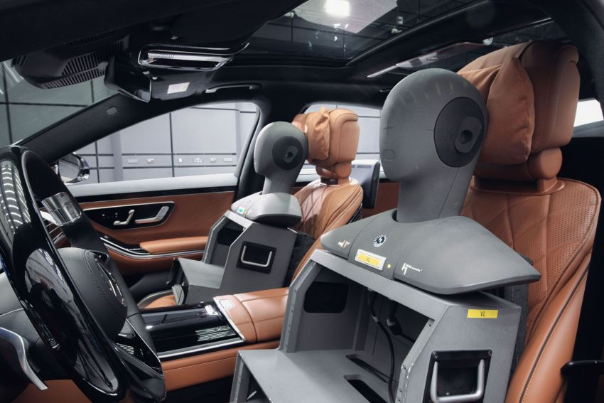 2021 Mercedes-Benz S-Class revealed – W223 to get certified Level 3 semi-autonomous driving next year Image #1170565