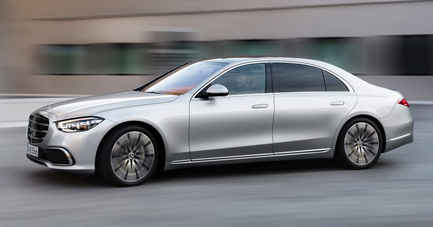 2021 Mercedes-Benz S-Class revealed – W223 to get certified Level 3 semi-autonomous driving next year Image #1170373