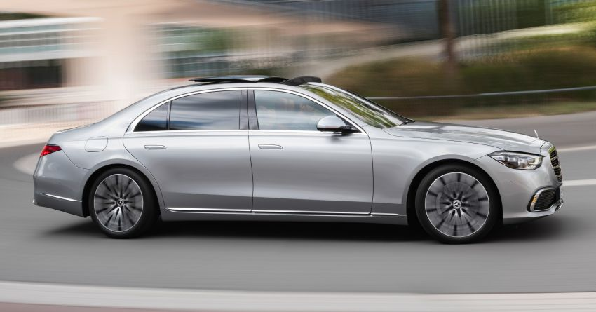 2021 Mercedes-Benz S-Class revealed – W223 to get certified Level 3 semi-autonomous driving next year Image #1170389