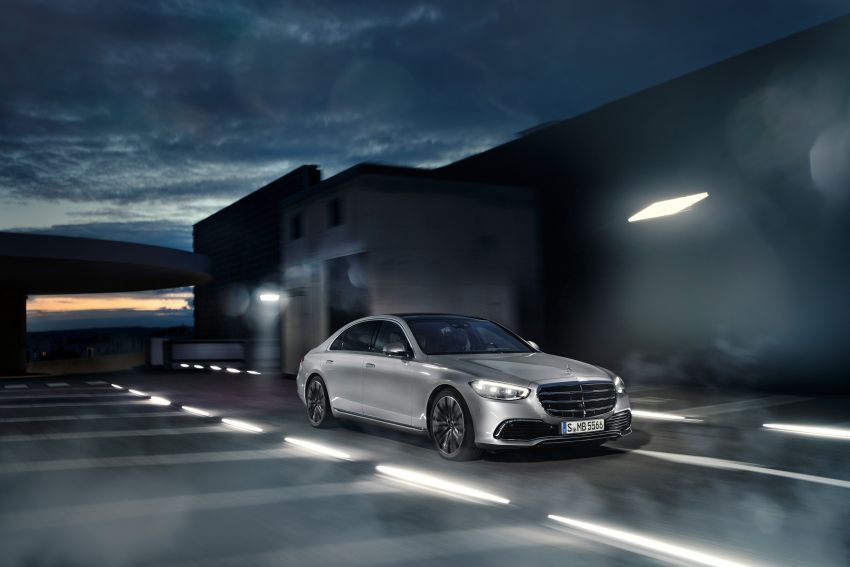 2021 Mercedes-Benz S-Class revealed – W223 to get certified Level 3 semi-autonomous driving next year Image #1170390