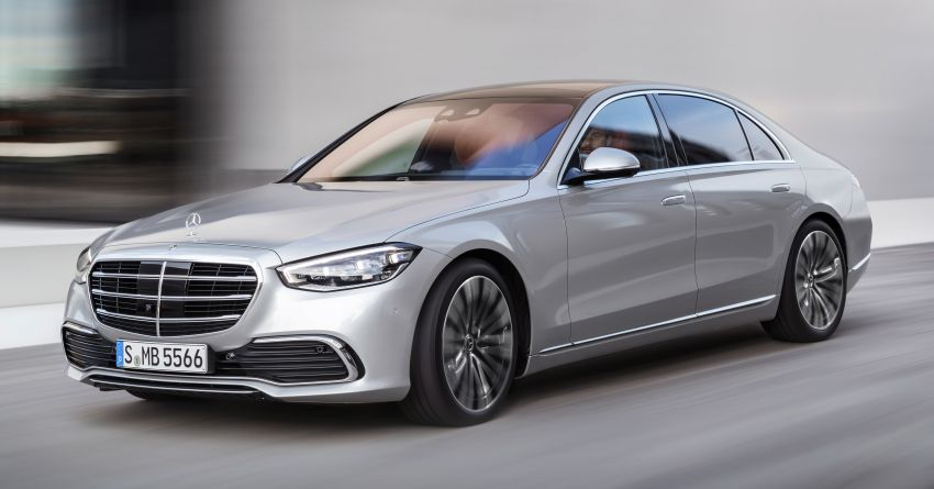 2021 Mercedes-Benz S-Class revealed – W223 to get certified Level 3 semi-autonomous driving next year Image #1170374