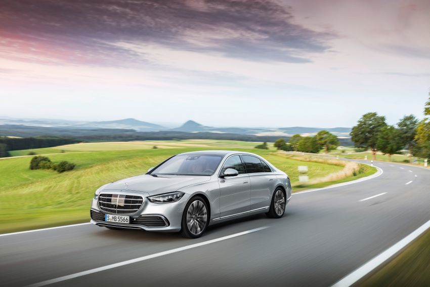 2021 Mercedes-Benz S-Class revealed – W223 to get certified Level 3 semi-autonomous driving next year Image #1170394