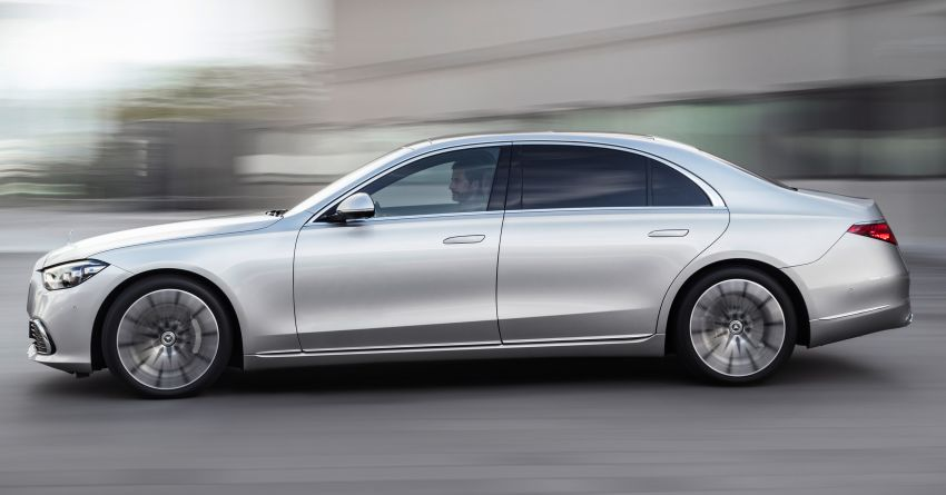 2021 Mercedes-Benz S-Class revealed – W223 to get certified Level 3 semi-autonomous driving next year Image #1170376