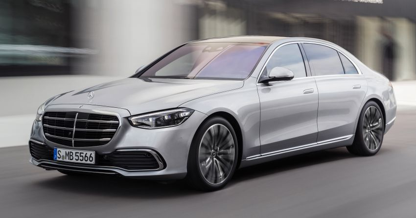 2021 Mercedes-Benz S-Class revealed – W223 to get certified Level 3 semi-autonomous driving next year Image #1170377