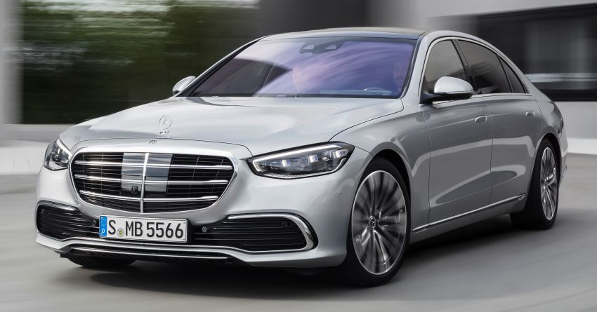 2021 Mercedes-Benz S-Class revealed – W223 to get certified Level 3 semi-autonomous driving next year Image #1170378