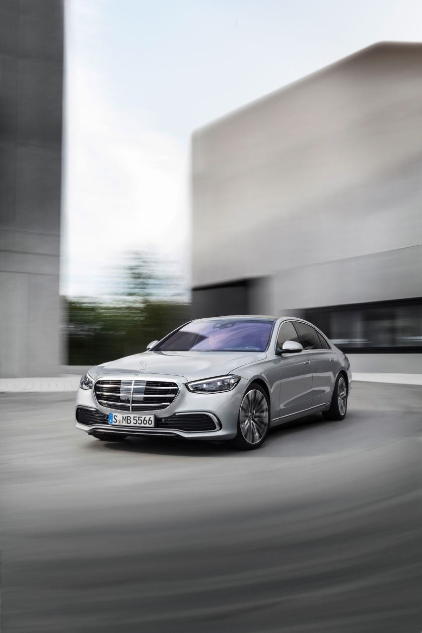 2021 Mercedes-Benz S-Class revealed – W223 to get certified Level 3 semi-autonomous driving next year Image #1170379