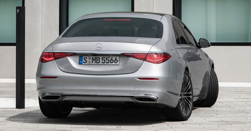 2021 Mercedes-Benz S-Class revealed – W223 to get certified Level 3 semi-autonomous driving next year Image #1170382