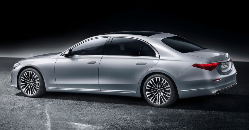 2021 Mercedes-Benz S-Class revealed – W223 to get certified Level 3 semi-autonomous driving next year Image #1170473