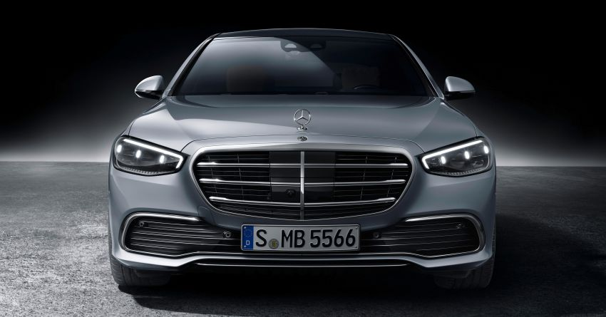 2021 Mercedes-Benz S-Class revealed – W223 to get certified Level 3 semi-autonomous driving next year Image #1170475