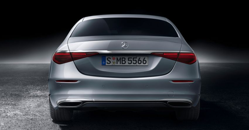 2021 Mercedes-Benz S-Class revealed – W223 to get certified Level 3 semi-autonomous driving next year Image #1170476