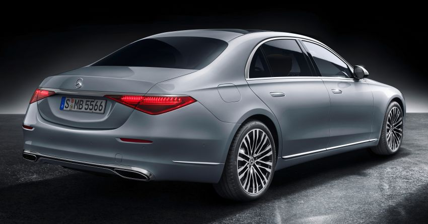 2021 Mercedes-Benz S-Class revealed – W223 to get certified Level 3 semi-autonomous driving next year Image #1170477